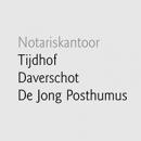 Tijdhof, Daverschot & De Jong Posthumus