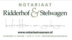 Notariaat Ridderhof & Stelwagen